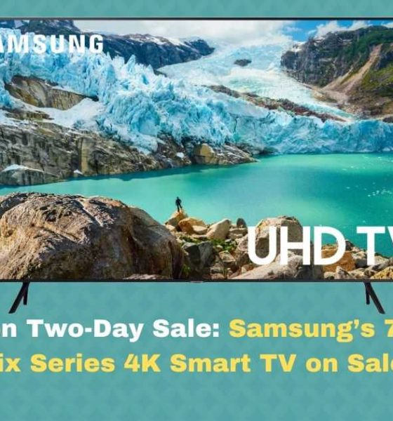 Samsung 70-inch Six Series 4K Smart TV