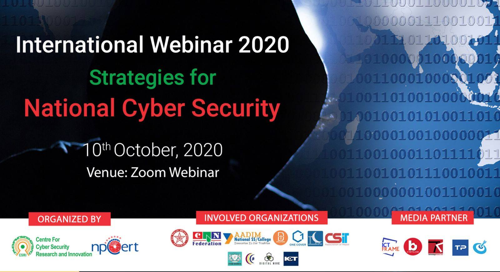 international webinar national cyber security