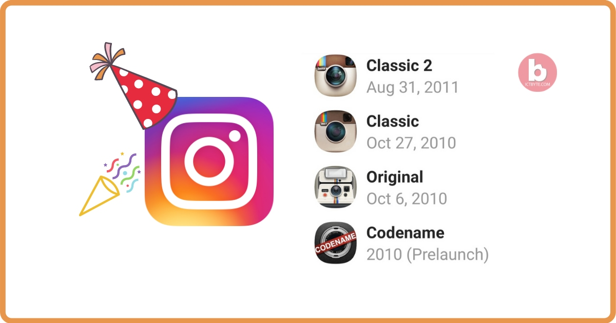 get Instagram's secret retro icons