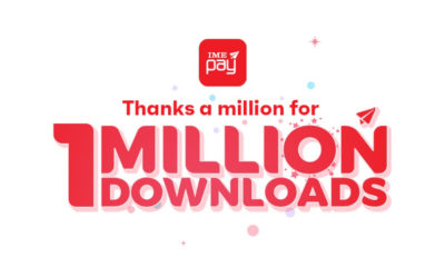 ime pay 1 million downloads