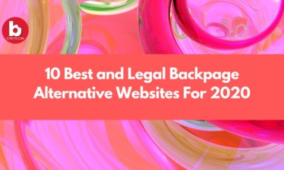 10 Best and Legal Backpage Alternative Websites For 2020