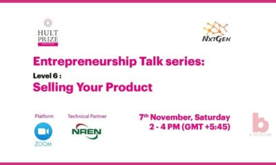 Entrepreneurship Talk Series Level 6-Selling your Product