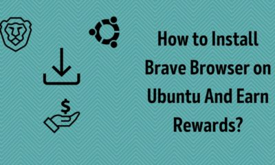 Install Brave Browser on Ubuntu And Earn Rewards