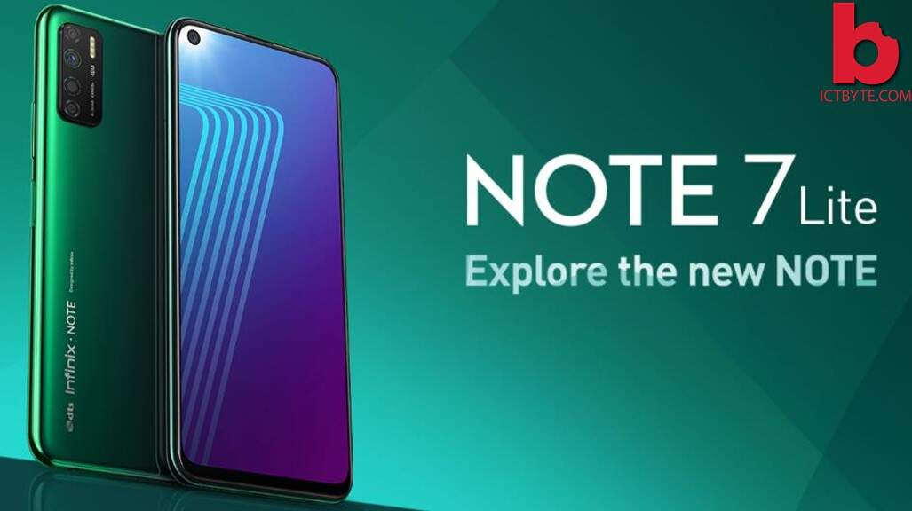 Infinix Note 7 Lite price in Nepal