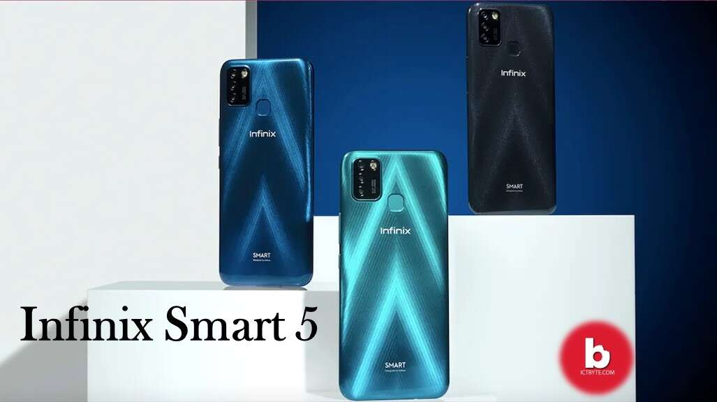 Infinix Smart 5 Price in Nepal