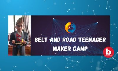 Nepal selected at 4th Belt and Road Teenager Maker Camp
