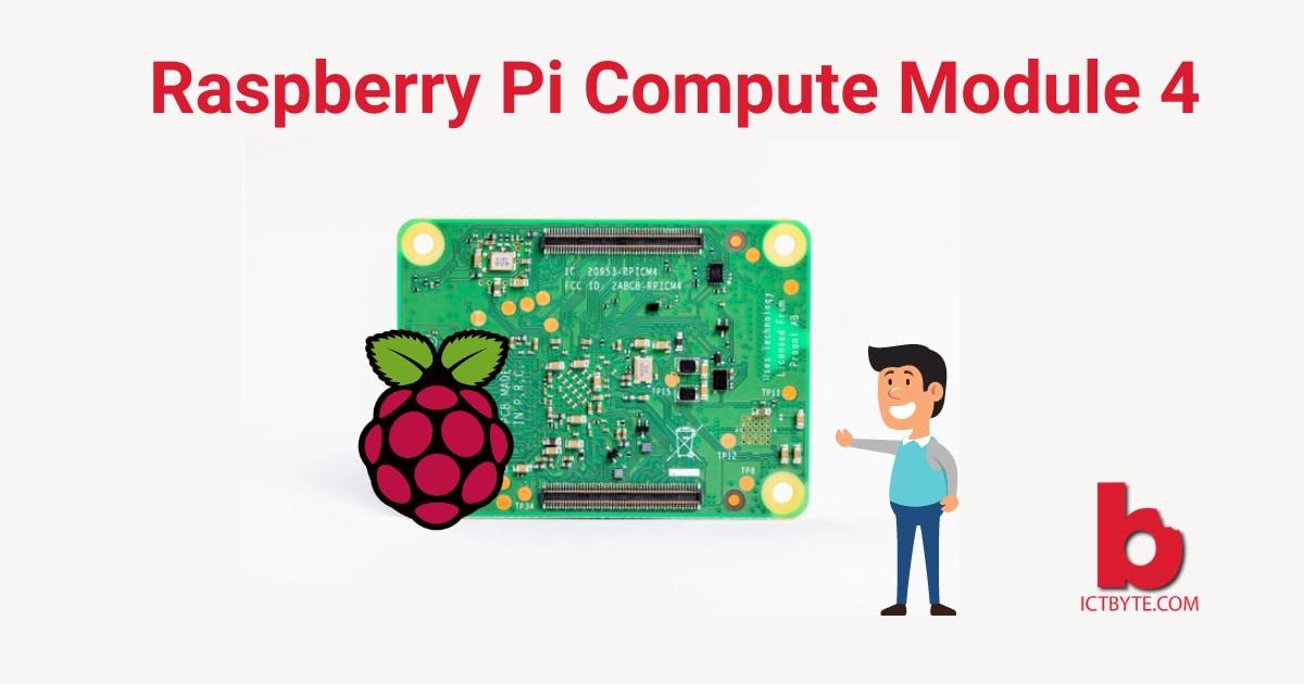 Raspberry Pi Compute Module 4 Price In Nepal