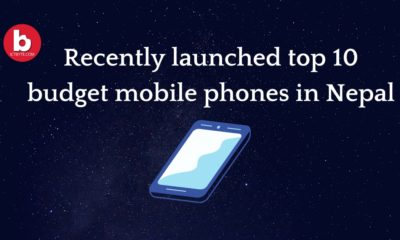 Recently launched top 10 budget mobile phones in Nepal