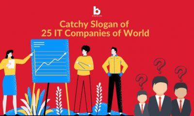 CATCHY SLOGAN OF IT COMPANIES OF WORLD