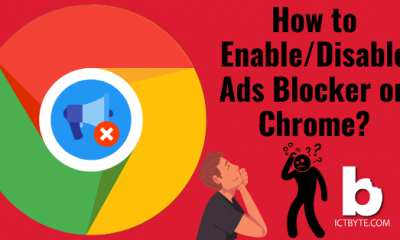 Tech Byte is more serious about the mental health regarding Ads topic So, we are here to give you ideas and steps about How to Enable Disable Default Ad Blocker on Chrome Browser?