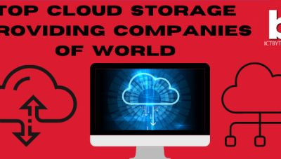 top 10 cloud storage providing companies