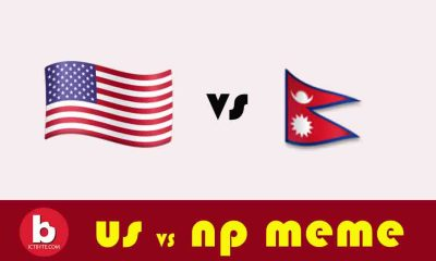 us vs nepal meme