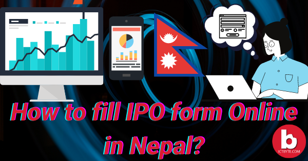 How to fill IPO form Online in Nepal