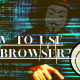 How to use TOR browser
