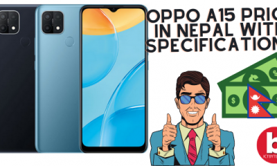 Oppo A15 Price in Nepal with Specifications(1)