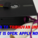 Admission to Tribhuvan University BIT is open, so apply(1)