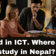 B.Ed in ICT Where to study in Nepal?