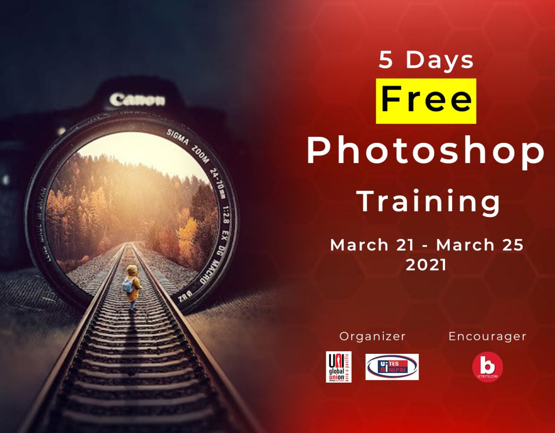 photoshop training in nepal