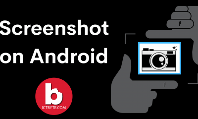 Steps to take screenshot on Android