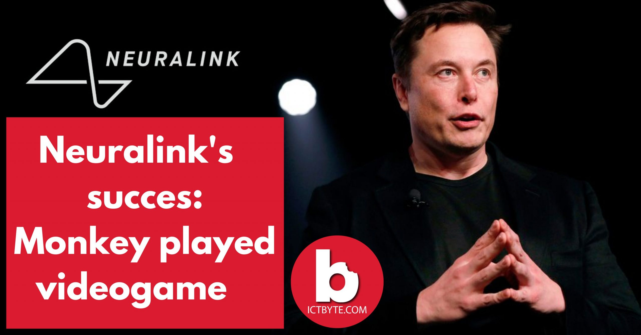 Neuralink is succes Monkey played videogame using own brain