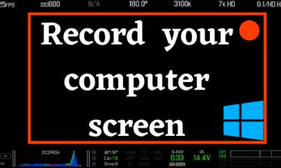Record screen