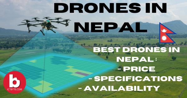 TOP DRONES IN NEPAL