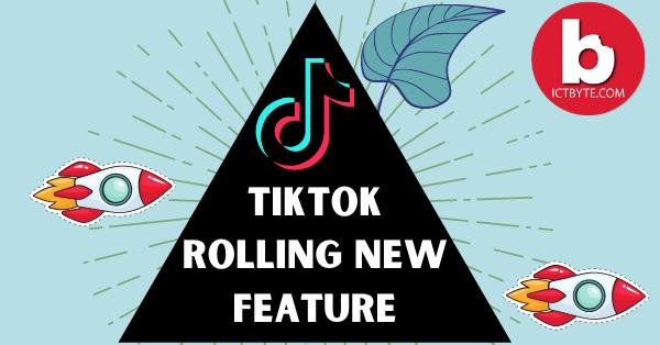 TikTok Rolling Auto-Caption Feature Feature