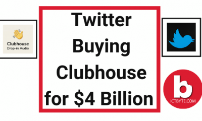 Twitter Buying Clubhouse for $4 Billion
