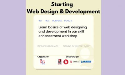 starting with web development