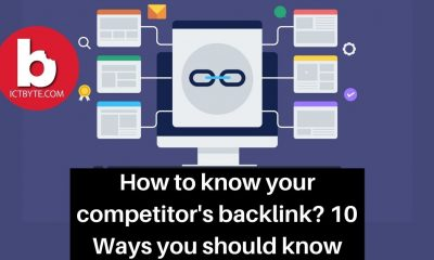 How to know your competitors backlink
