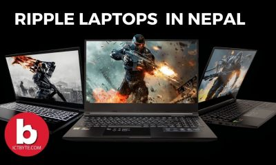 Ripple Laptop