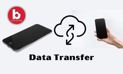 transfer data from your old iPhone to new one
