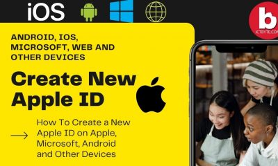 How To Create a New Apple ID on Apple, Microsoft, Android and Other Devices