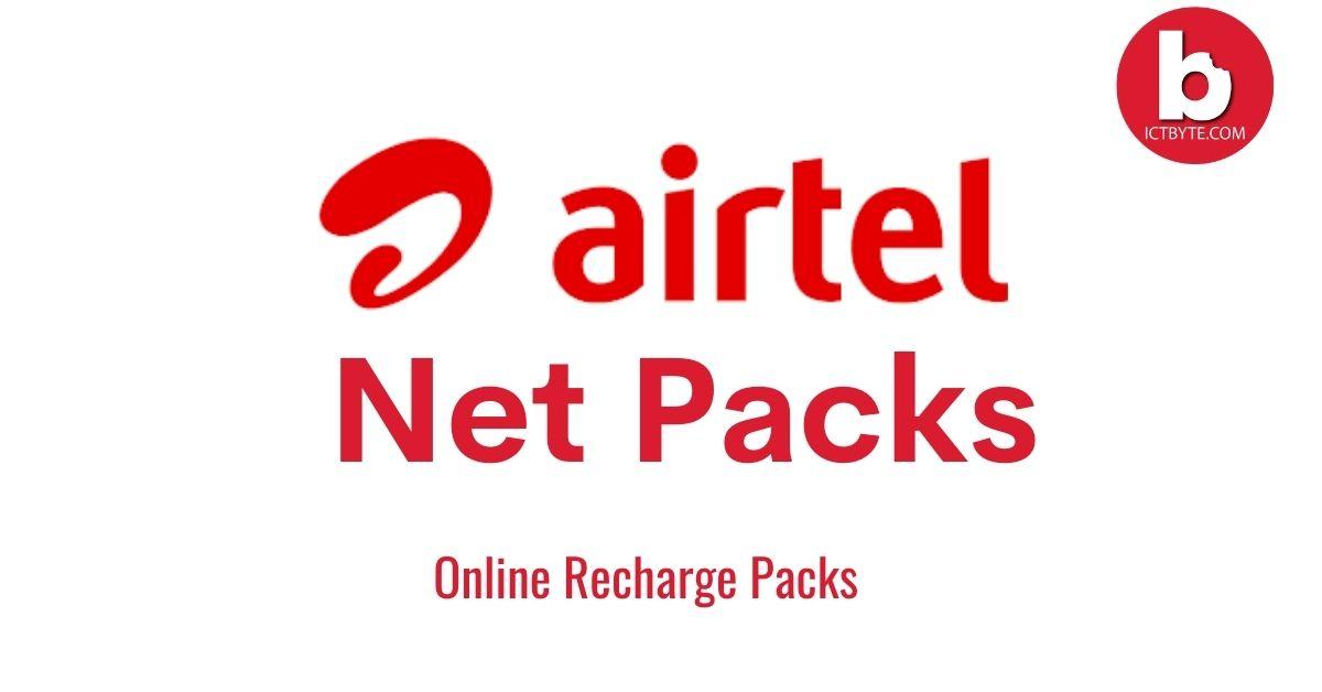 Airtel Net Packs