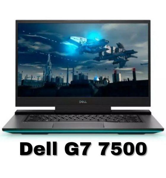Dell G7 7500