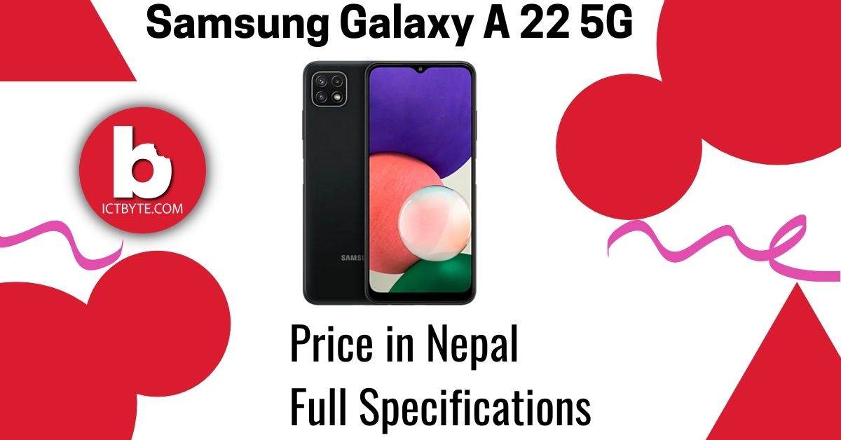 Samsung Galaxy A 22 5G