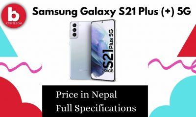 Samsung Galaxy S21 Plus (+) 5G