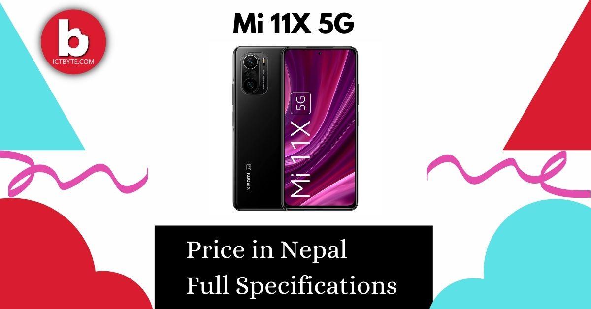 Mi 11X 5G