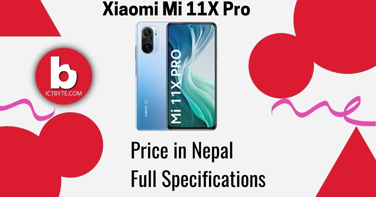 Xiaomi Mi 11X Pro