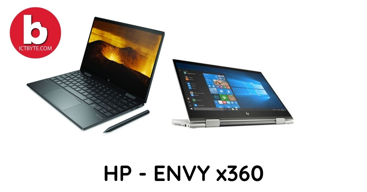 HP - ENVY x360